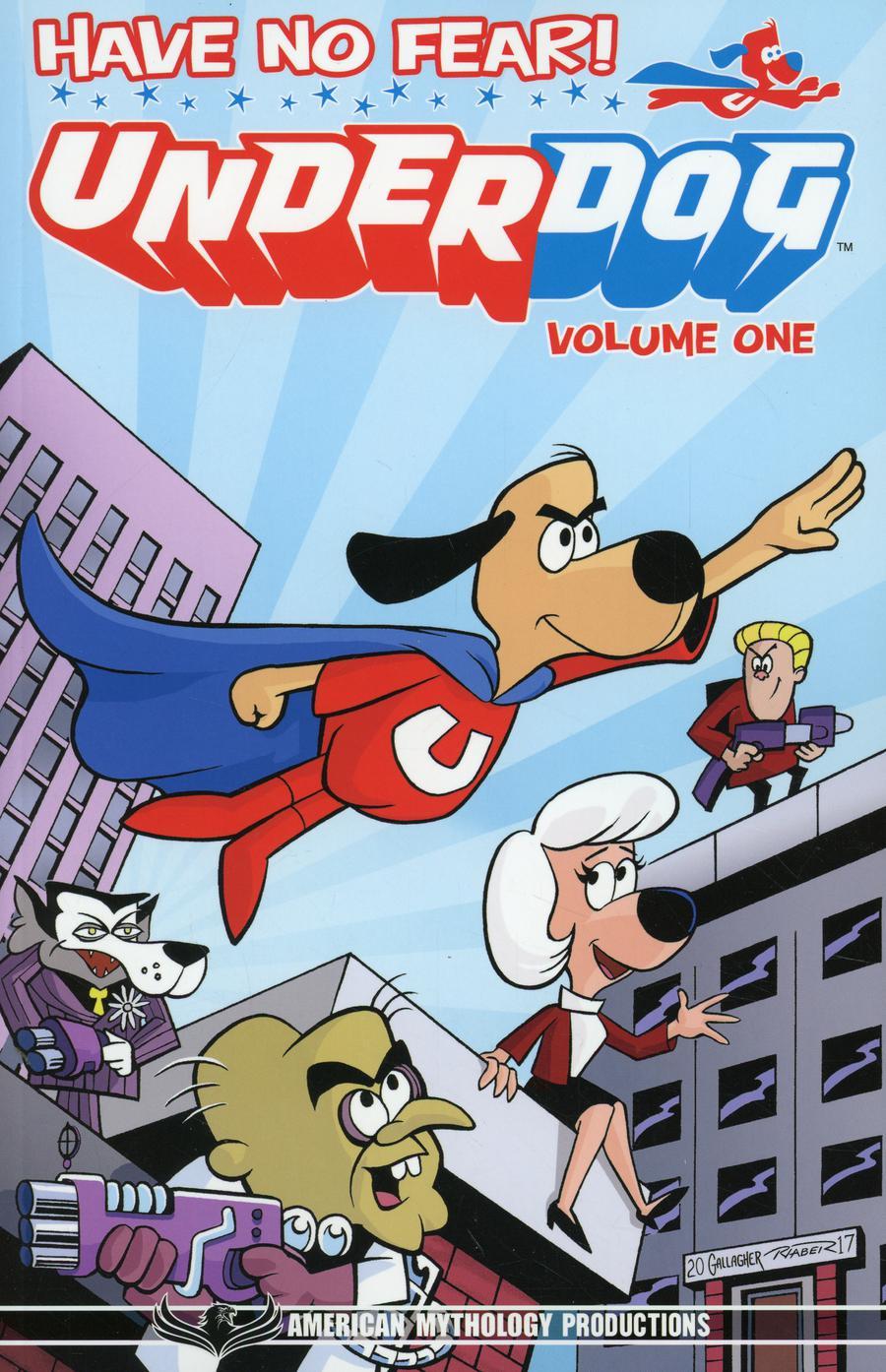 Underdog Vol 1 Have No Fear TP