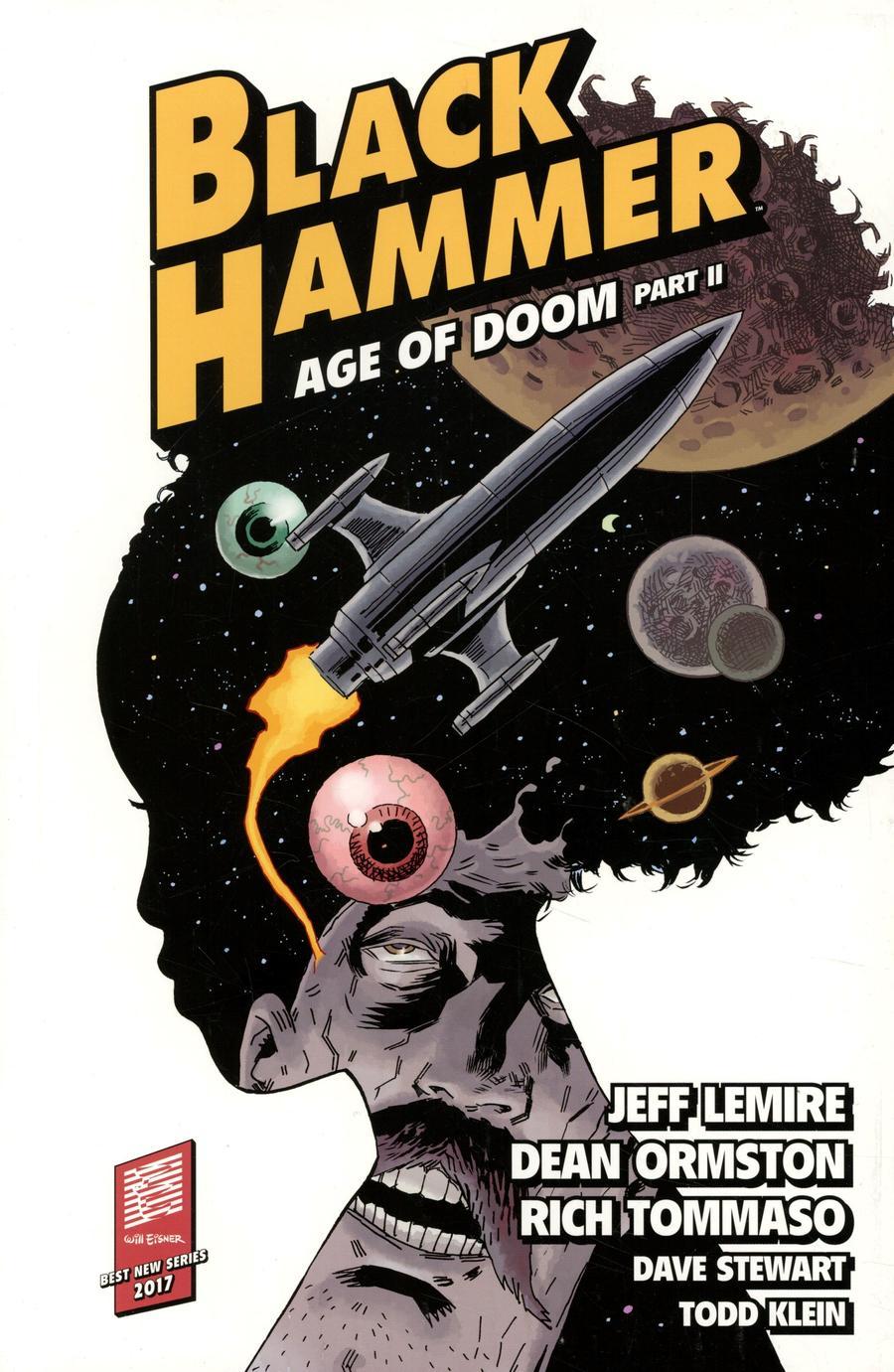 Black Hammer Vol 4 Age Of Doom Part 2 TP