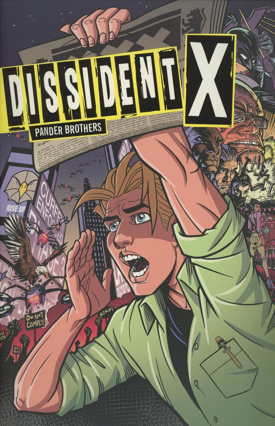 Dissident X TP