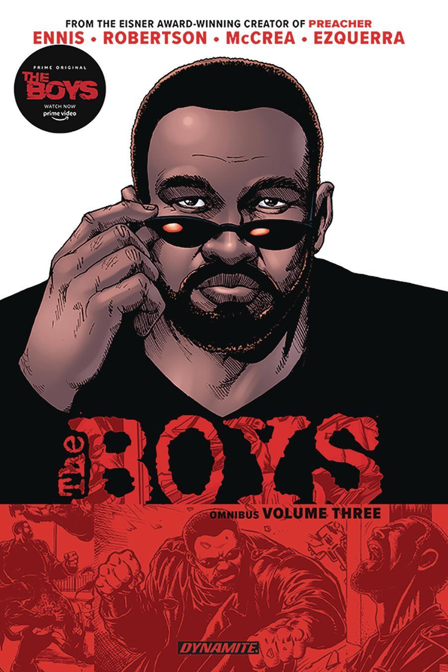 Boys Omnibus Vol 3 TP
