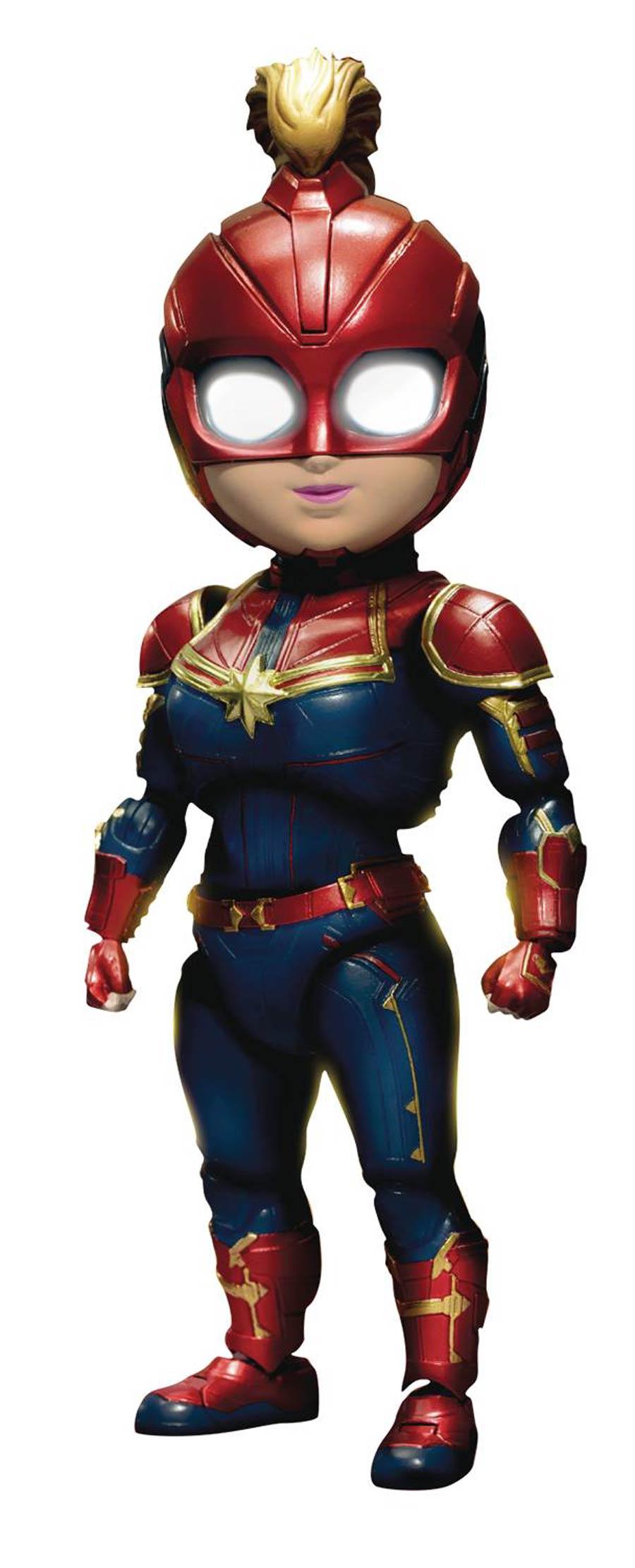 Captain Marvel EAA-075 Carol Danvers Previews Exclusive Action Figure