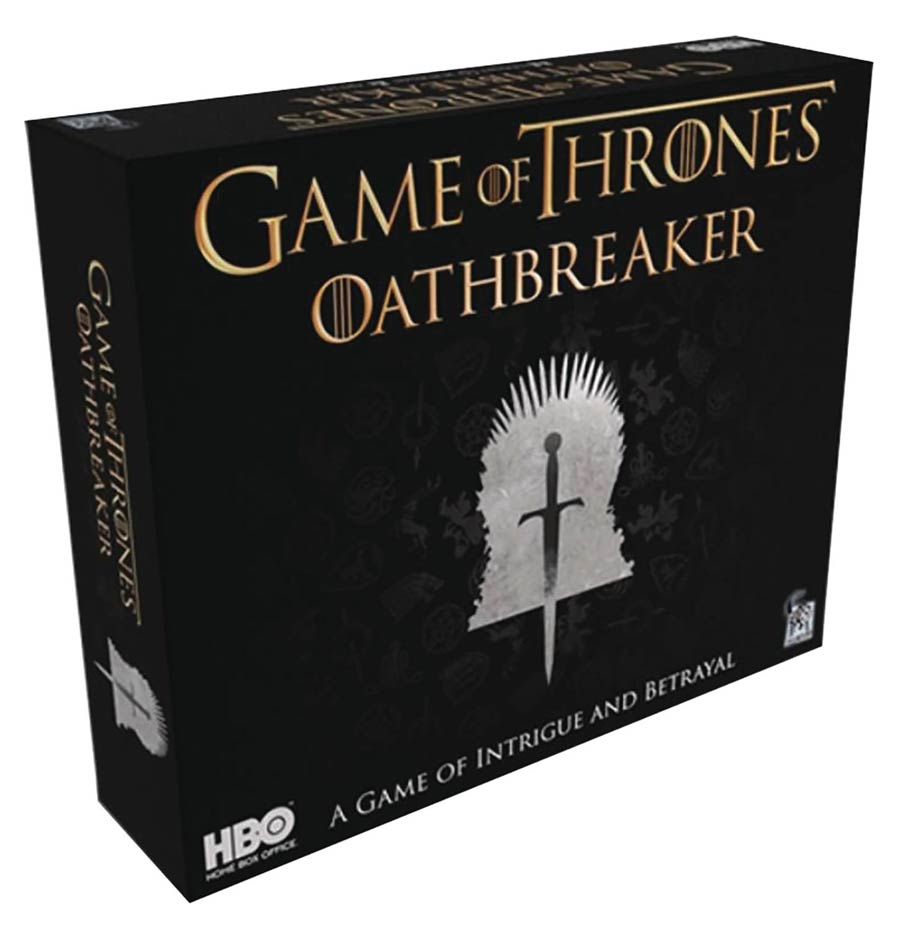 Game Of Thrones Oathbreaker Board Game