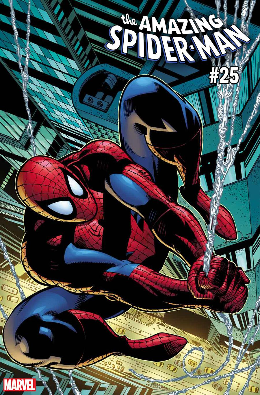 Amazing Spider-Man Vol 5 #25 Cover F Incentive Walter Simonson Variant Cover