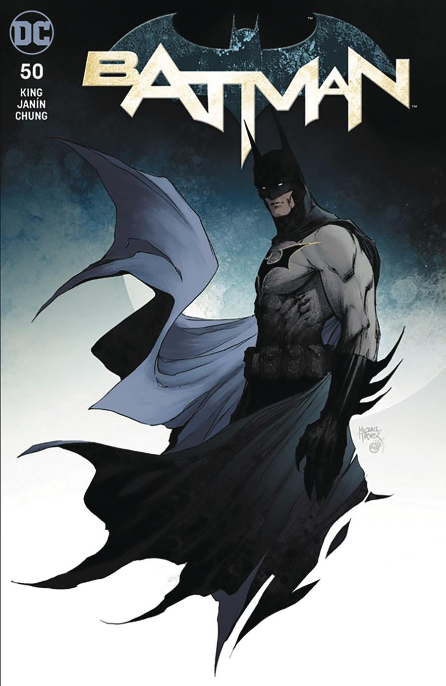 Batman Vol 3 #50 Michael Turner Cover A & B Set