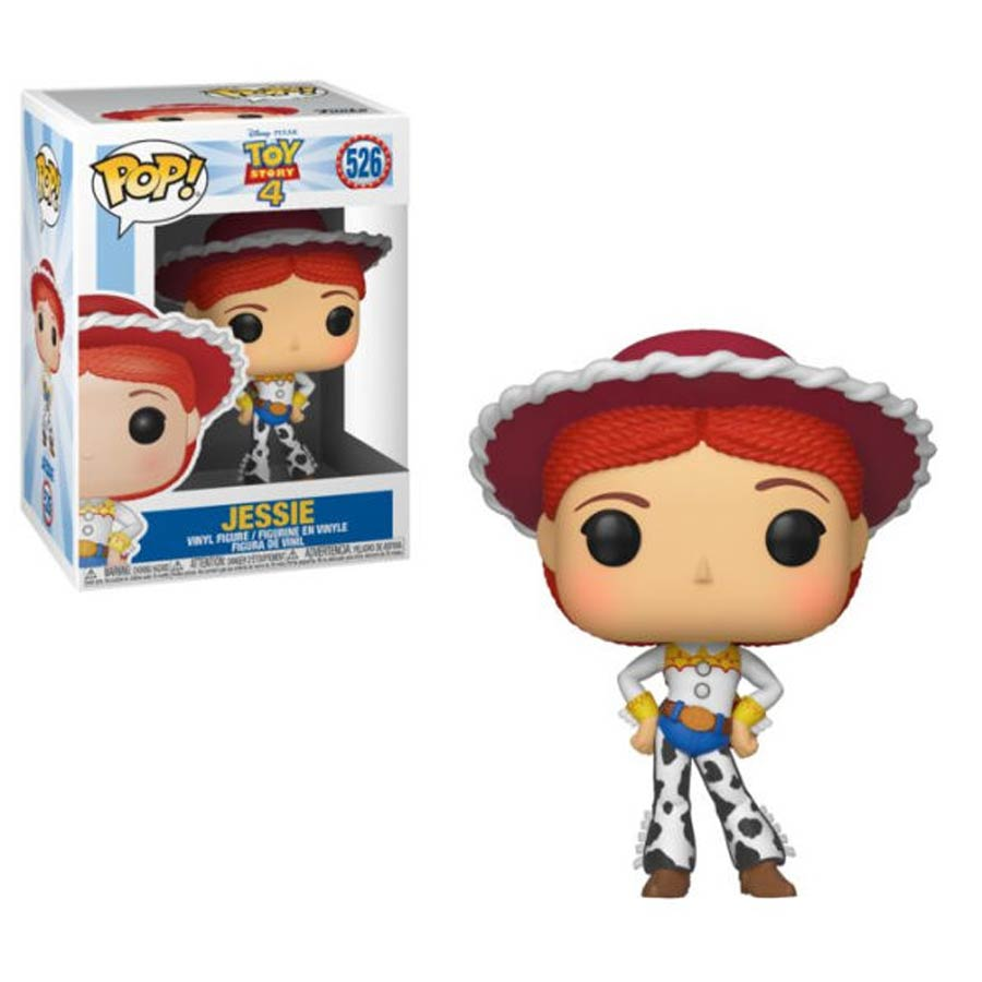 POP Disney 526 Toy Story 4 Jessie Vinyl Figure
