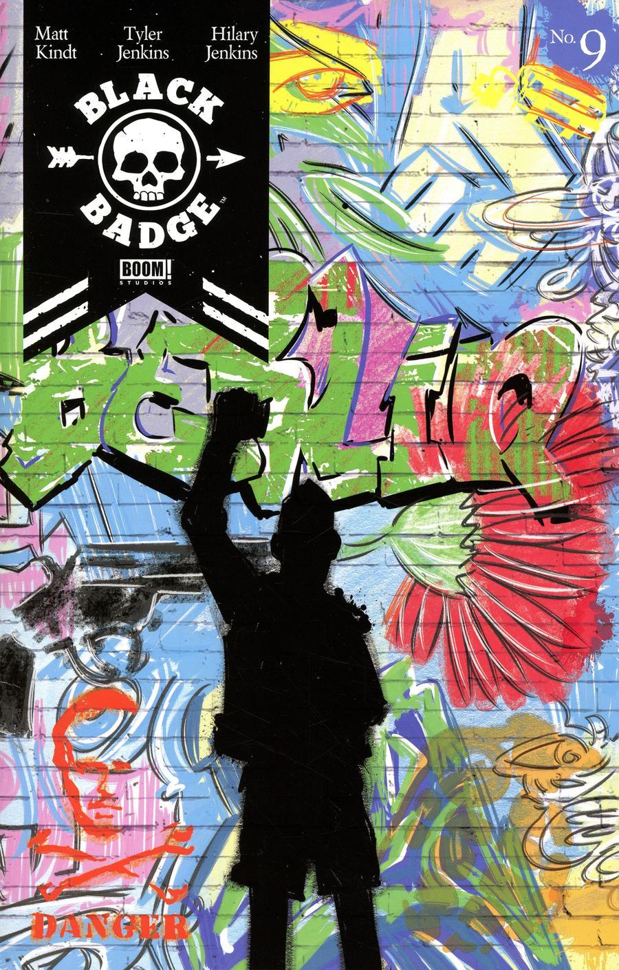 Black Badge #9 Cover A Matt Kindt