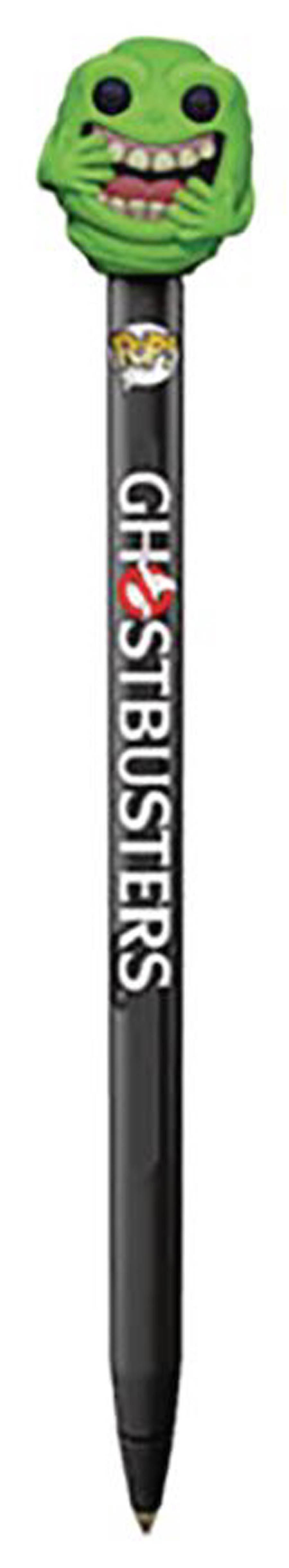 POP Ghostbusters Pen Topper - Smiling Slimer