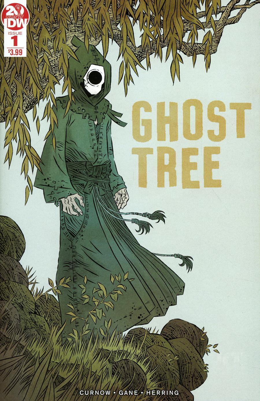 Ghost Tree #1 Cover B 2nd Ptg Variant Simon Gane Cover