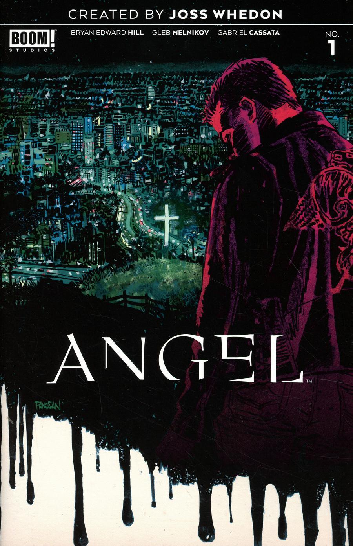 Angel Vol 4 #1 Cover A 1st Ptg Regular Dan Panosian Cover