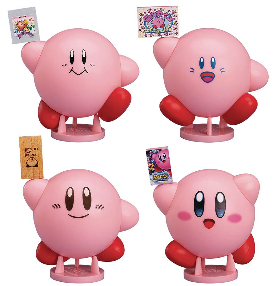 Kirby Corocoroid 02 Collectible Figure Blind Mystery Box