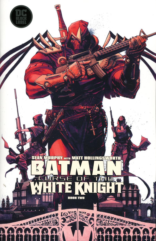 Batman Curse Of The White Knight #2 Cover A Regular Sean Murphy Cover