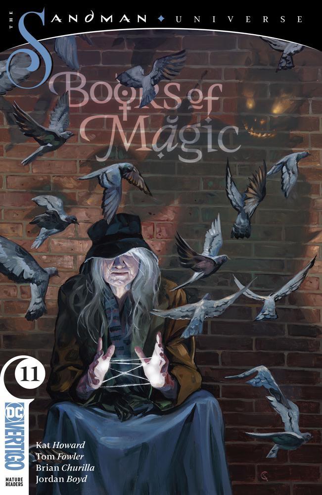 Books Of Magic Vol 3 #11