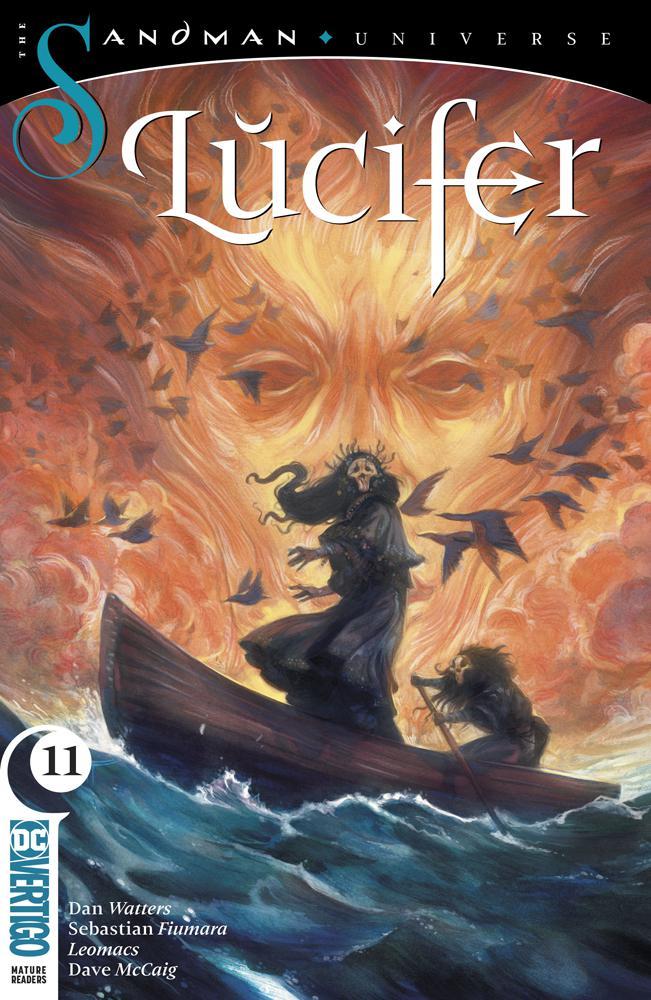 Lucifer Vol 3 #11