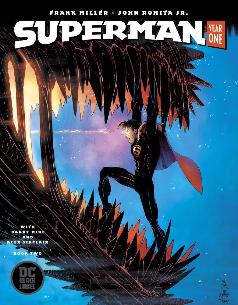 Superman Year One #2 Cover A Regular John Romita Jr & Danny Miki Cover