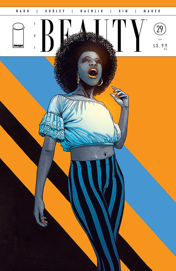 Beauty #29 Cover A Regular Jeremy Haun & Nick Filardi Cover