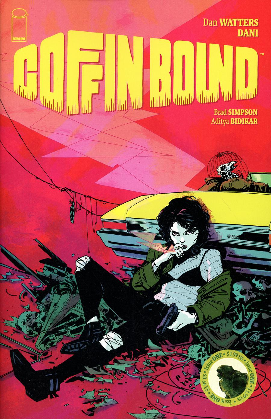 Coffin Bound #1 Cover A 1st Ptg