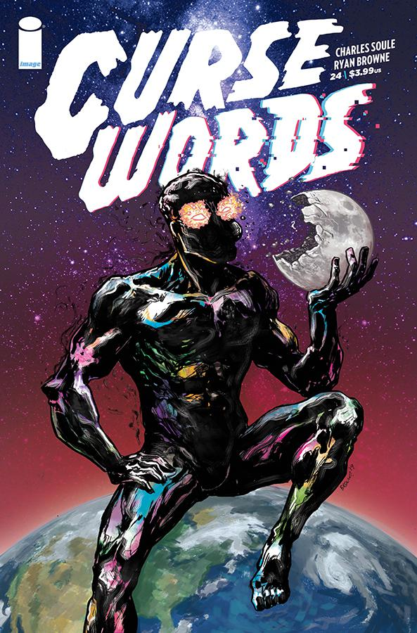 Curse Words #24 Cover A Regular Ryan Browne Cover