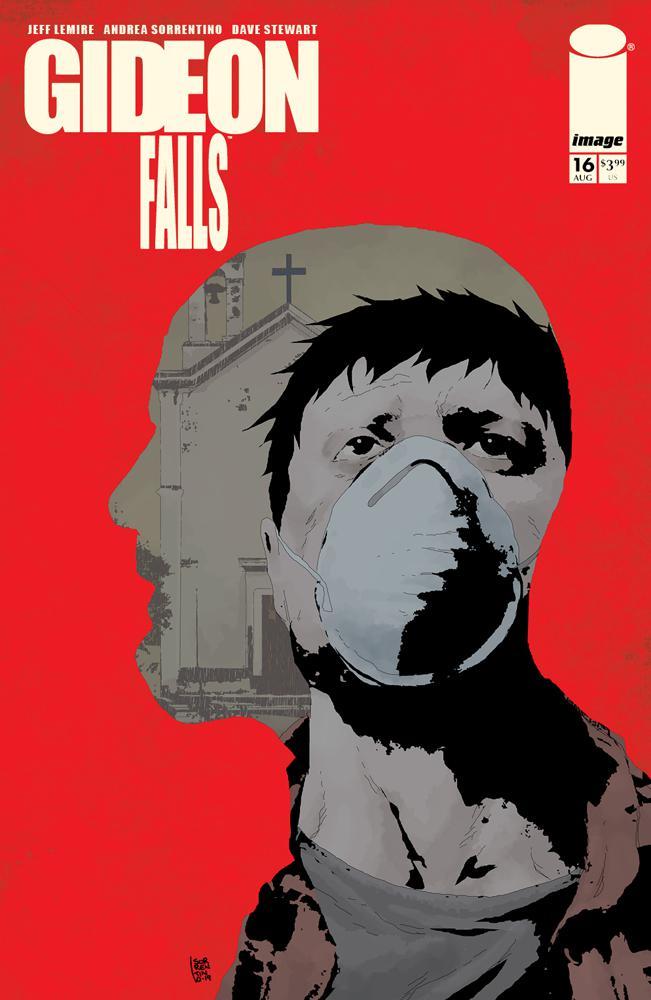 Gideon Falls #16 Cover A Regular Andrea Sorrentino Cover