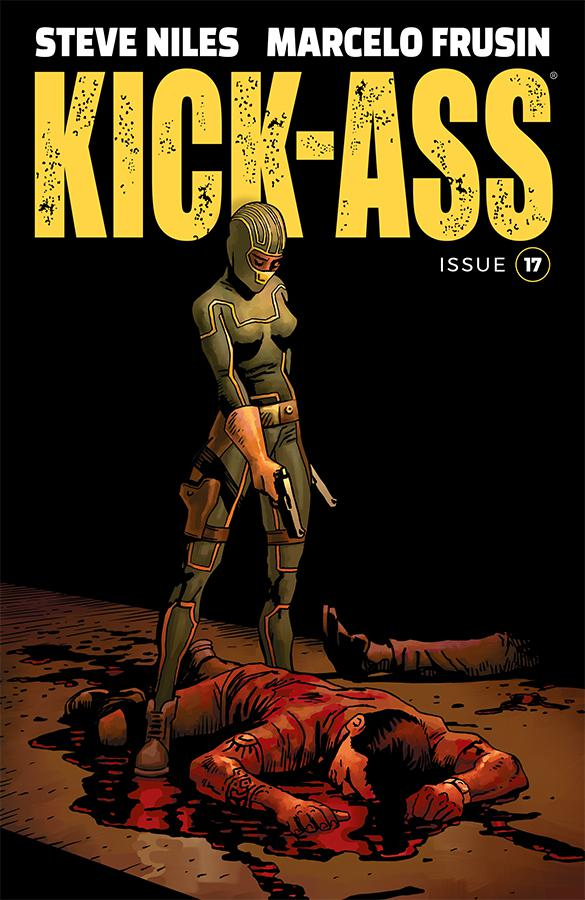 Kick-Ass Vol 4 #17 Cover A Regular Marcelo Frusin Color Cover
