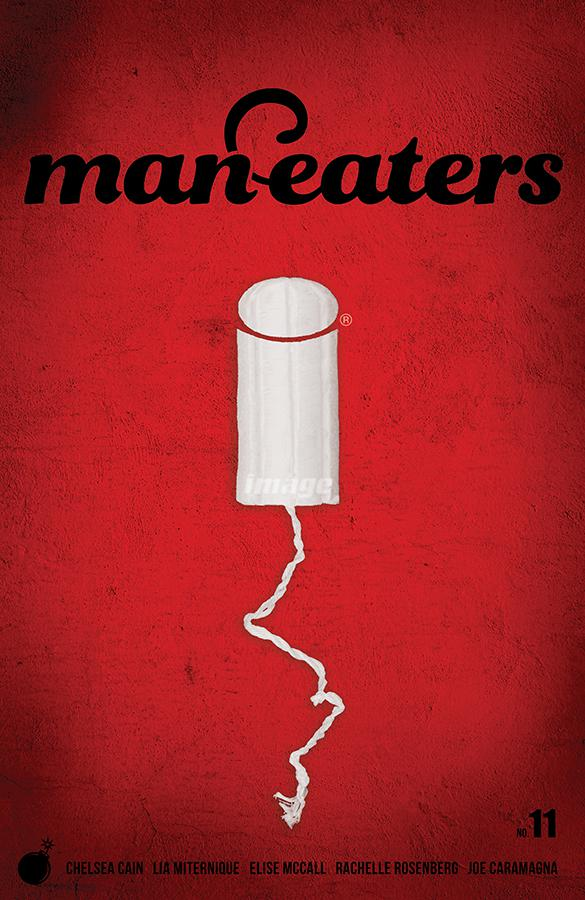 Man-Eaters #11 Cover A Regular Lia Miternique Cover