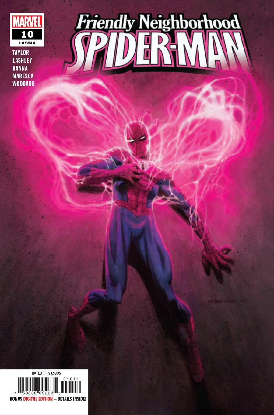 Friendly Neighborhood Spider-Man Vol 2 #10 Cover A Regular Andrew C Robinson Cover
