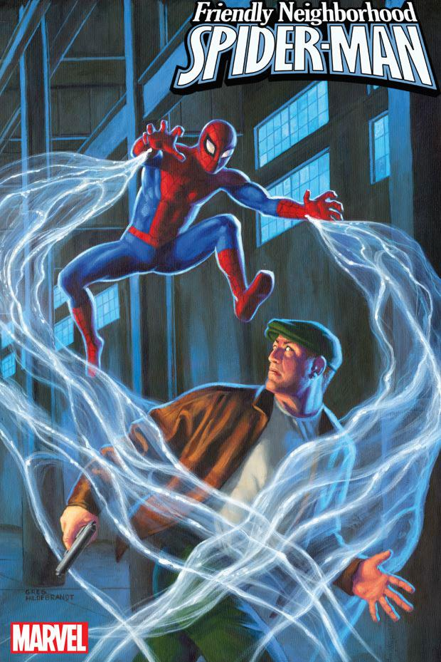 Friendly Neighborhood Spider-Man Vol 2 #11 Cover B Variant Greg Hildebrandt Bring On The Bad Guys Cover