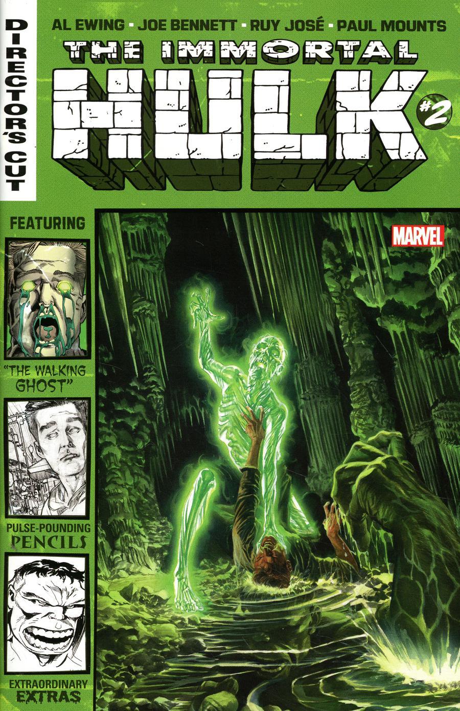 Immortal Hulk Directors Cut #2