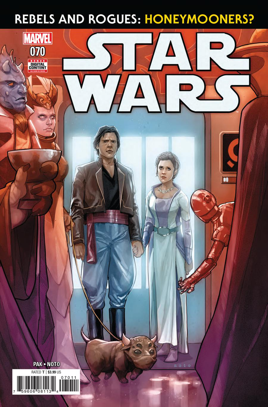 Star Wars Vol 4 #70 Cover A Regular Phil Noto Cover