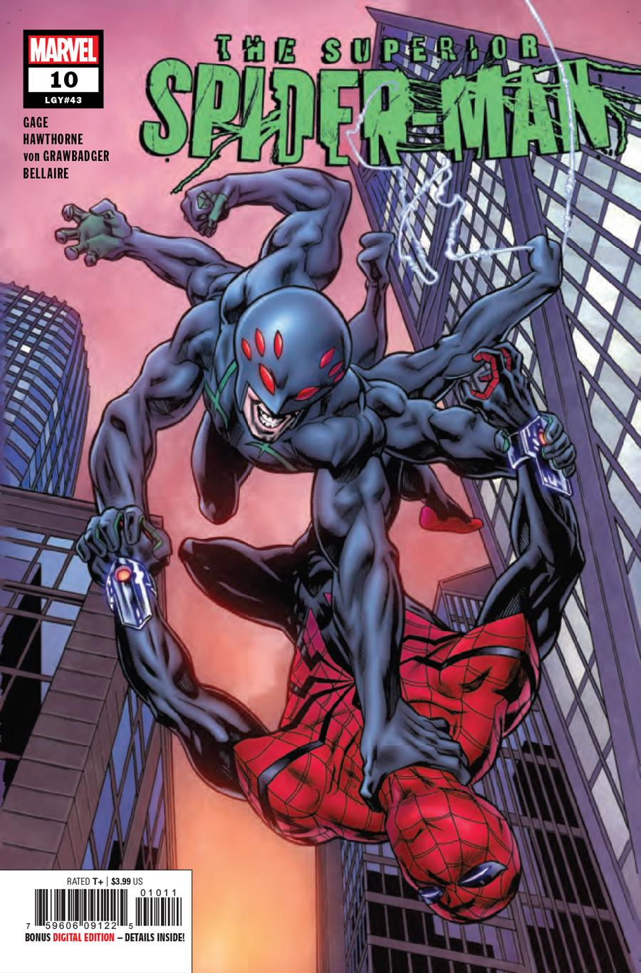 Superior Spider-Man Vol 2 #10