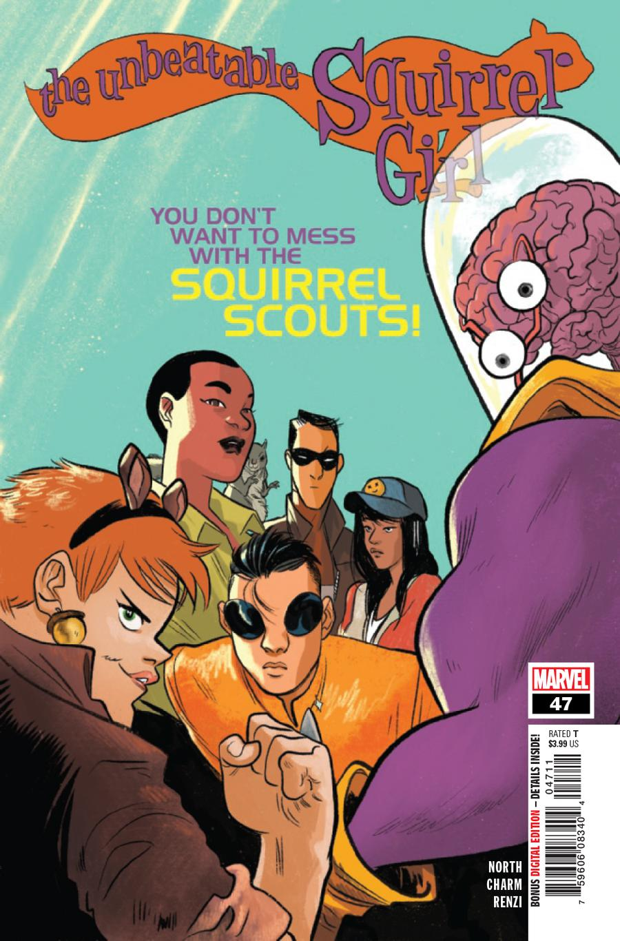 Unbeatable Squirrel Girl Vol 2 #47