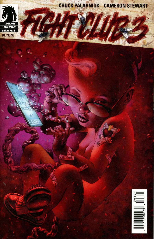 Fight Club 3 #8 Cover B Variant Duncan Fegredo Cover