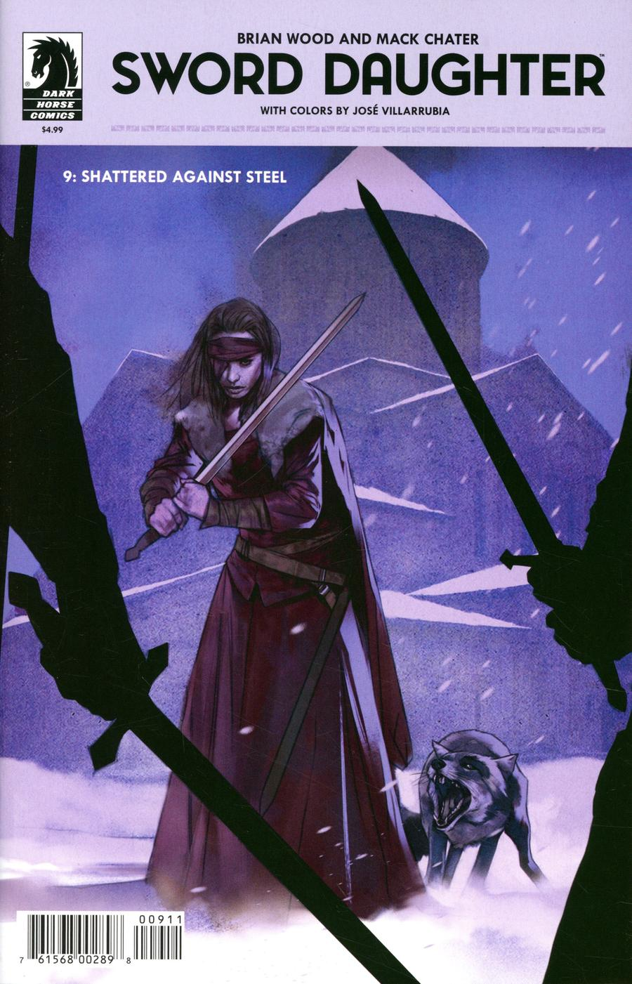 Sword Daughter #9 Cover A Regular Ben Oliver Cover