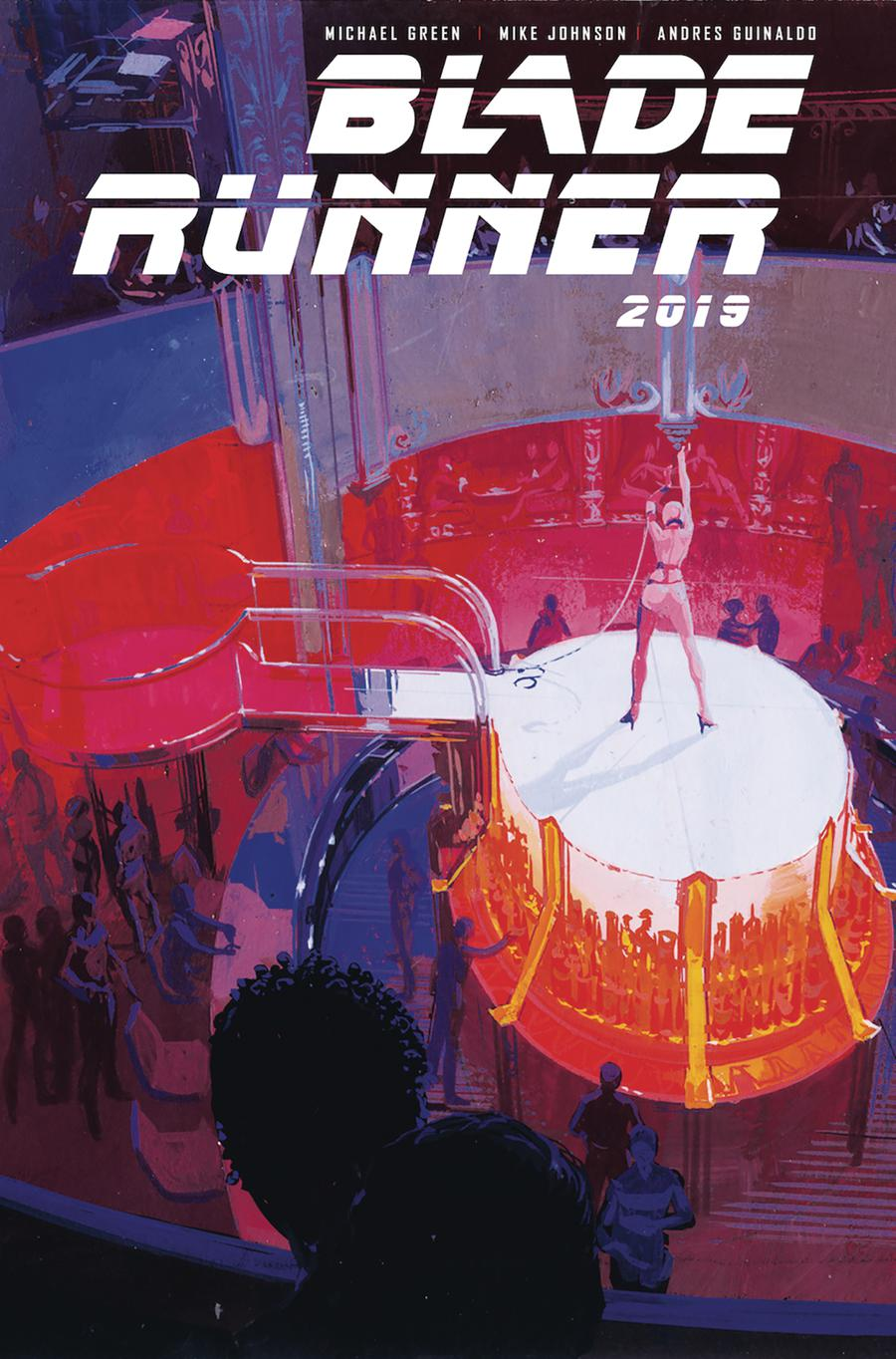 Blade Runner 2019 #2 Cover B Variant Syd Mead Cover
