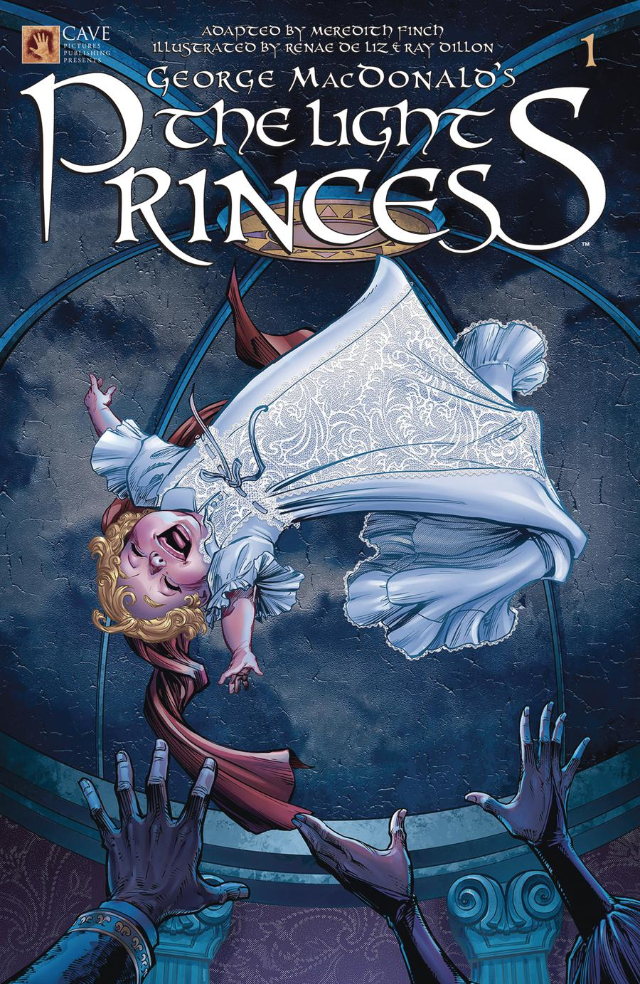 George McDonalds Light Princess #1 Cover B 2nd Ptg