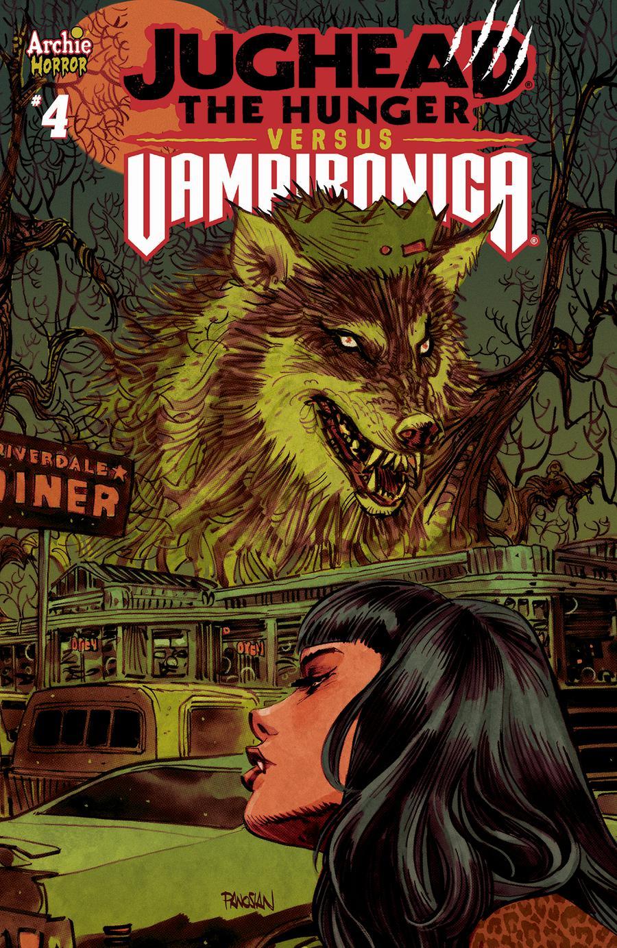 Jughead The Hunger Versus Vampironica #4 Cover B Variant Dan Panosian Cover