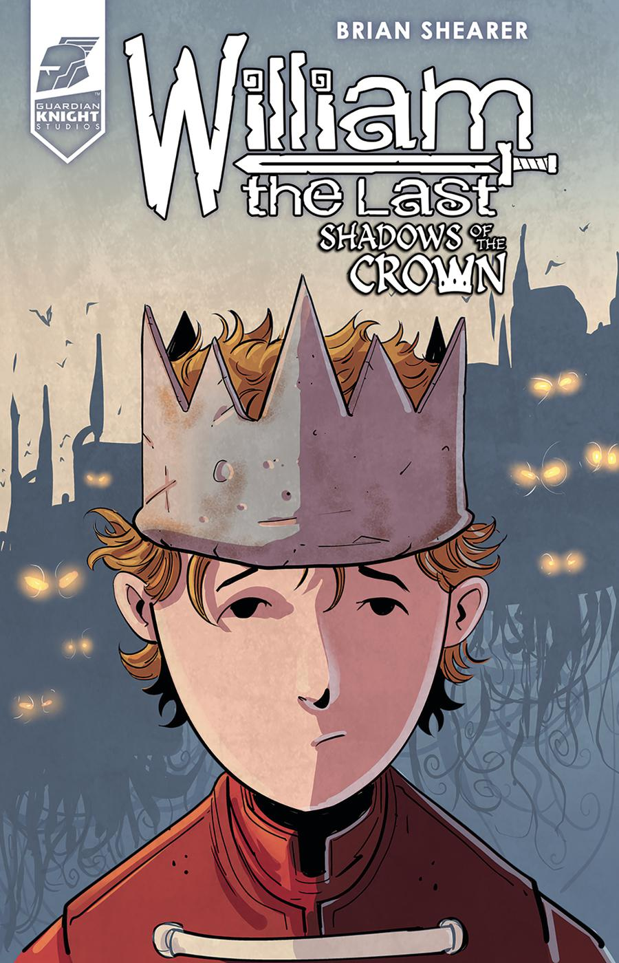 William The Last Shadows Of The Crown #2
