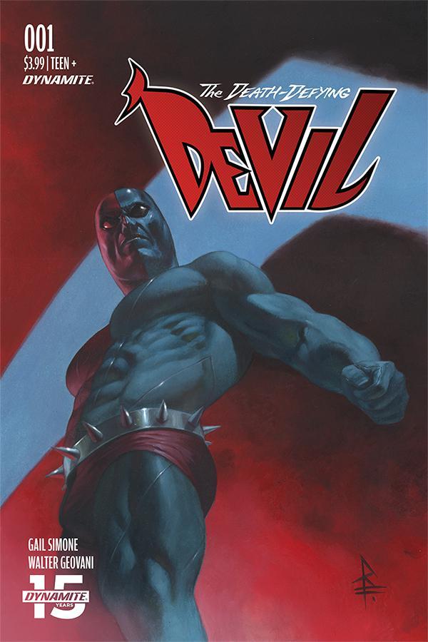 Death-Defying Devil Vol 2 #1 Cover A Regular Riccardo Federici Cover