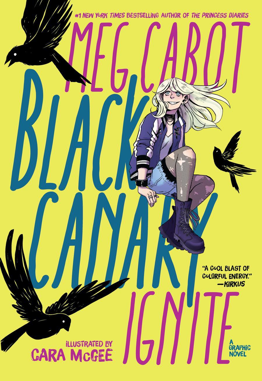 Black Canary Ignite TP