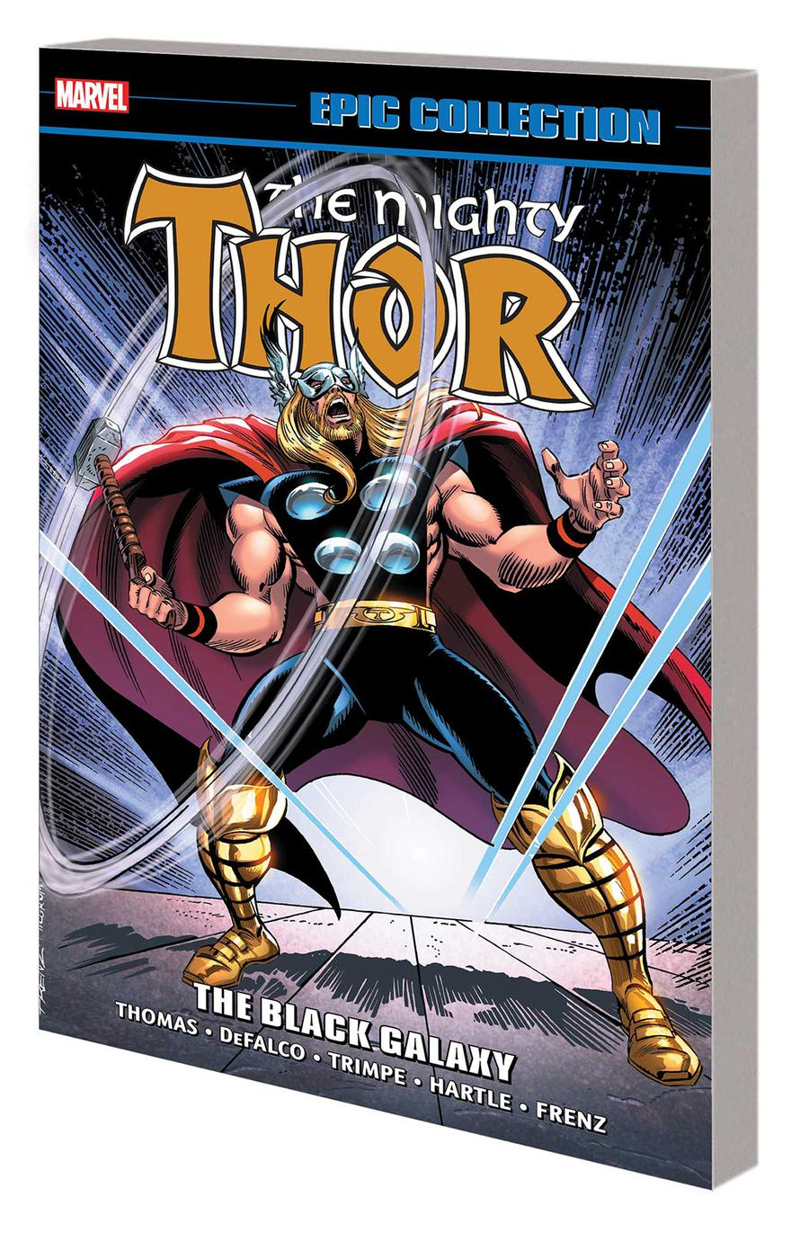Thor Epic Collection Vol 18 Black Galaxy TP