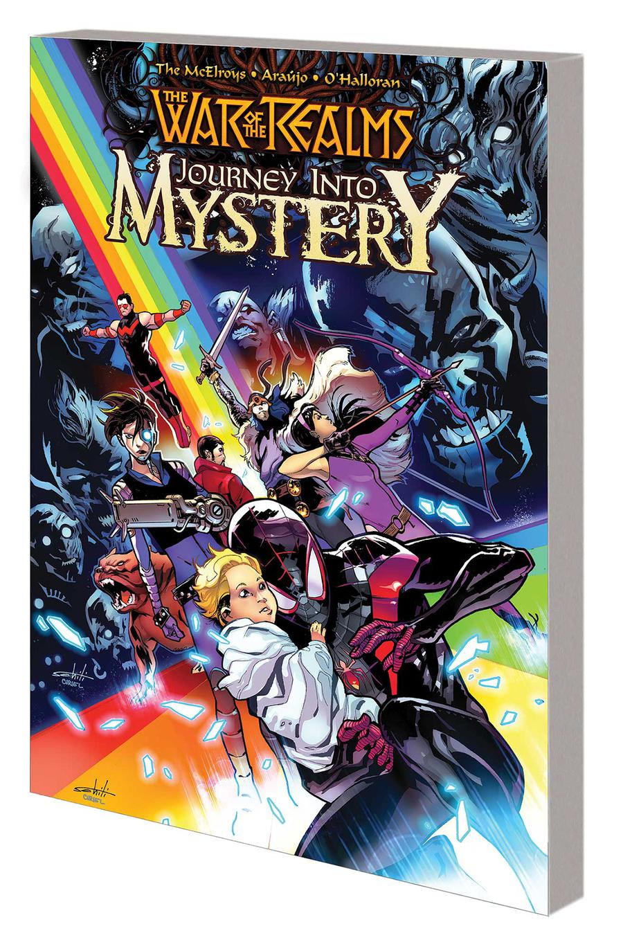 War Of The Realms Journey Into Mystery TP