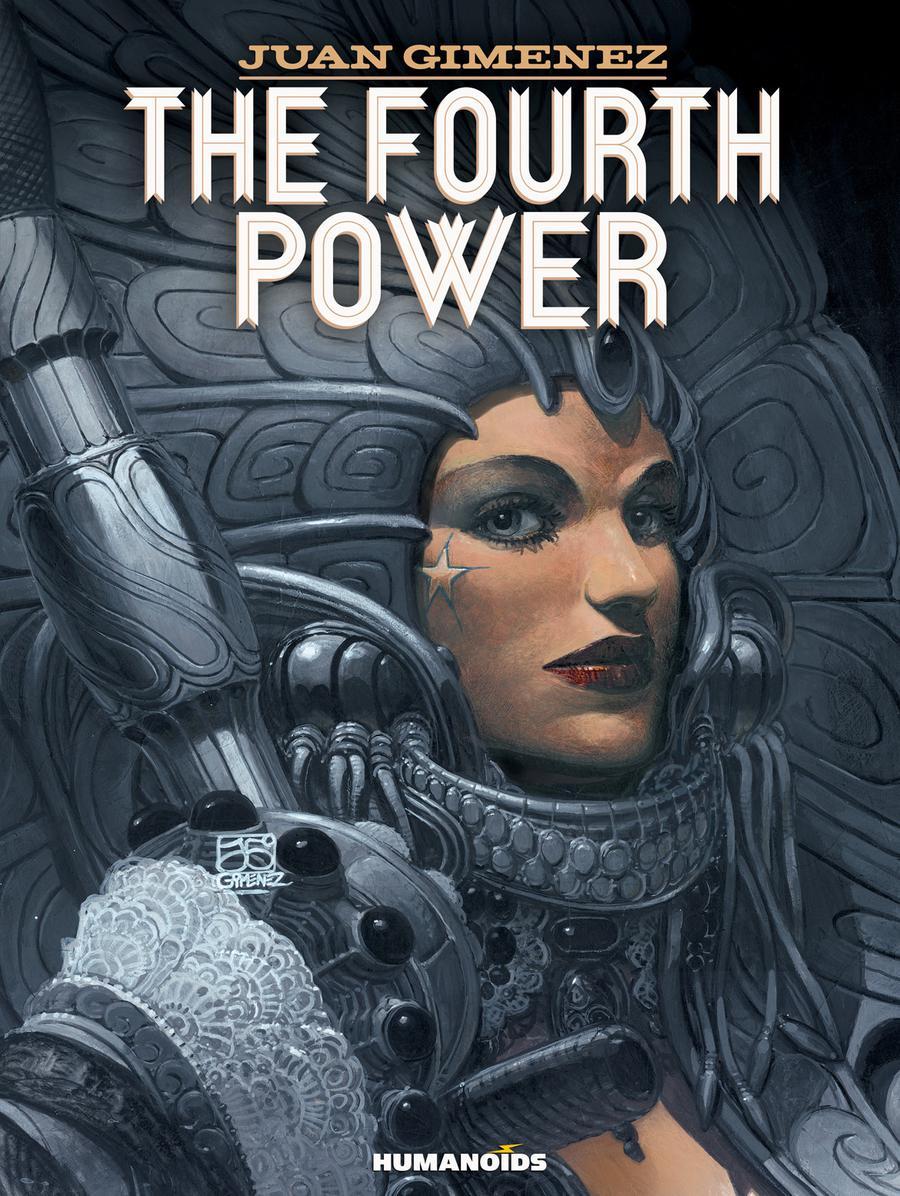 Fourth Power HC New Edition