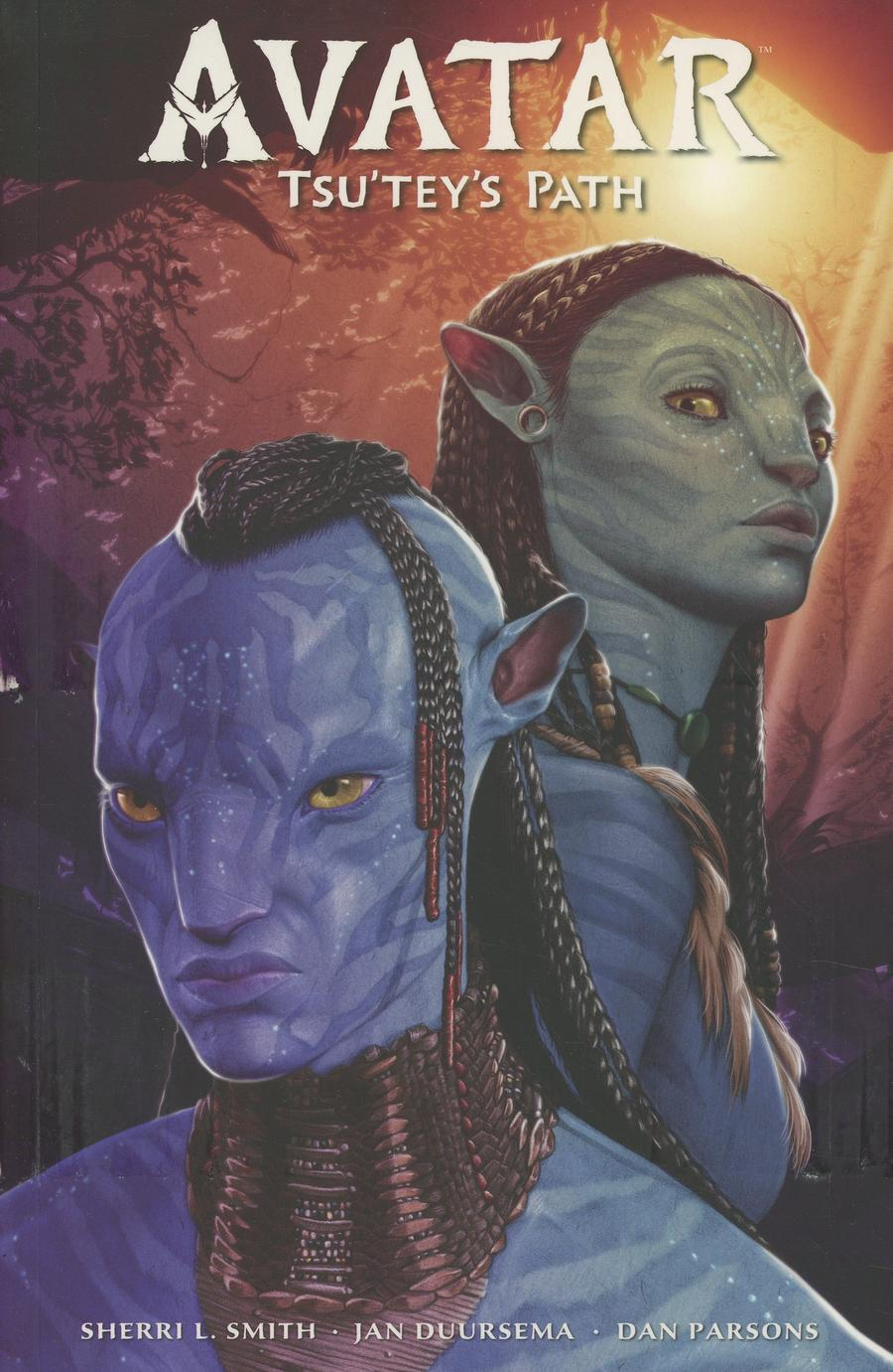 Avatar Tsuteys Path TP