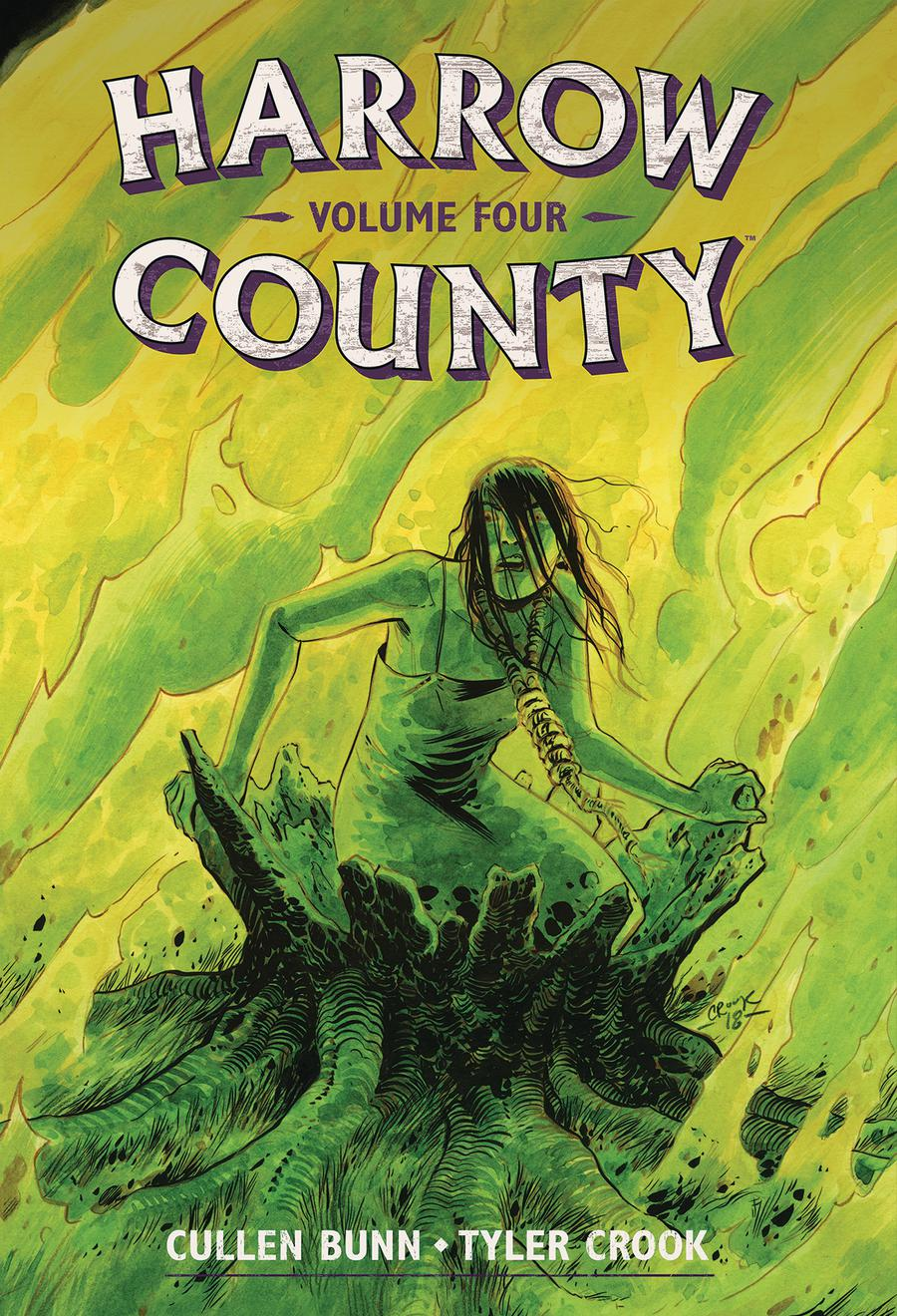 Harrow County Library Edition Vol 4 HC