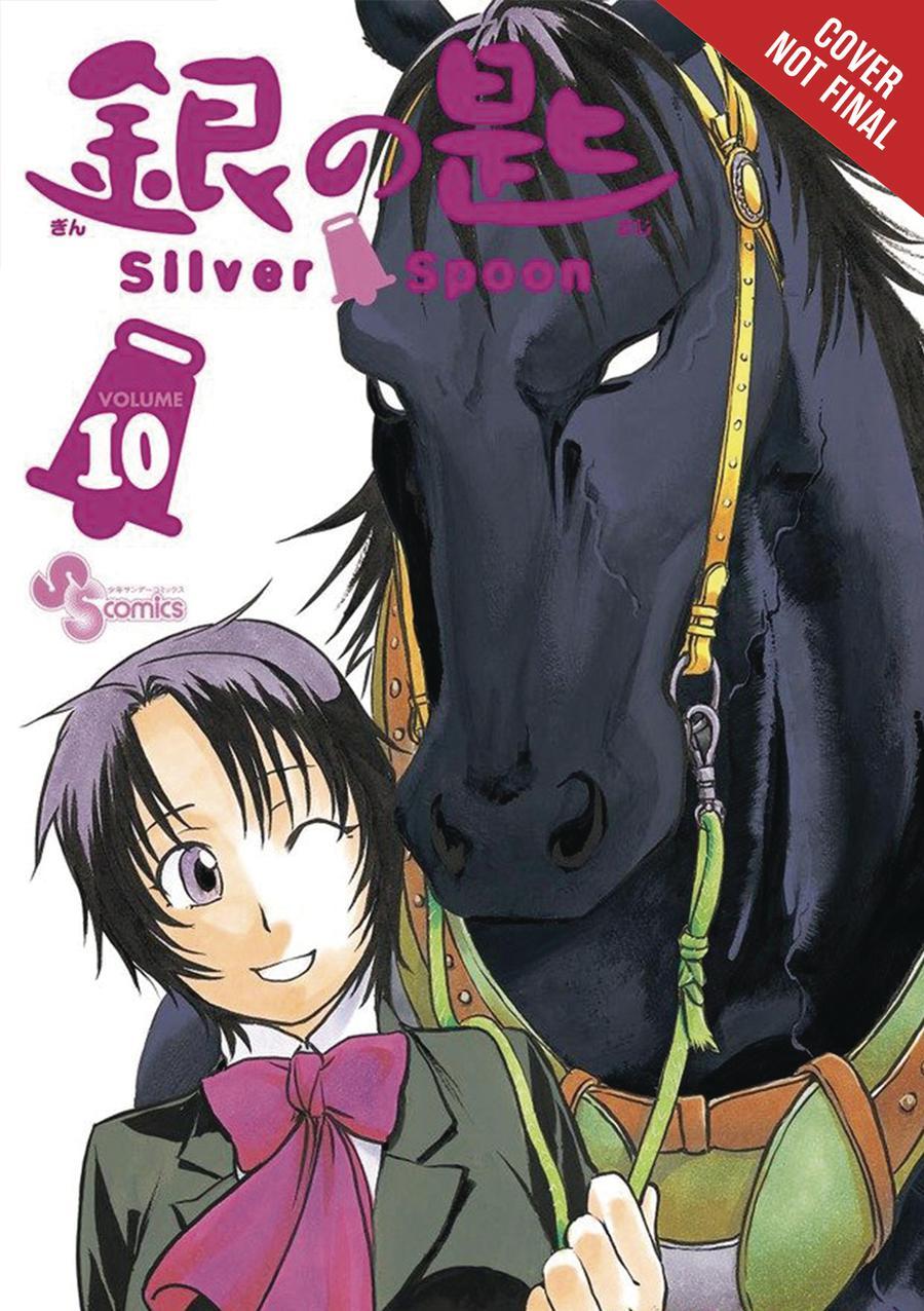 Silver Spoon Vol 10 GN