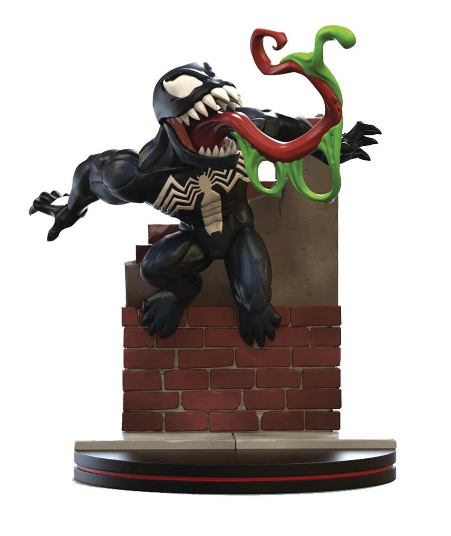Marvel Venom Q-Fig Diorama Figure