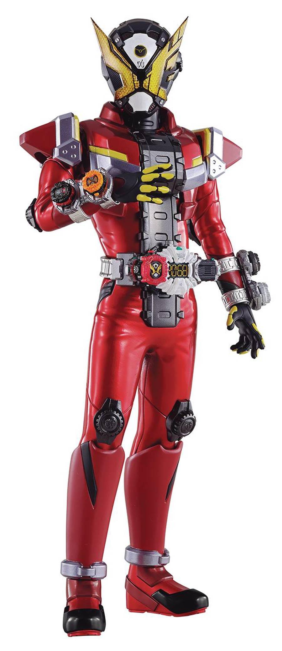 Kamen Rider Ichiban Sofvics - Kamen Rider Geiz Figure
