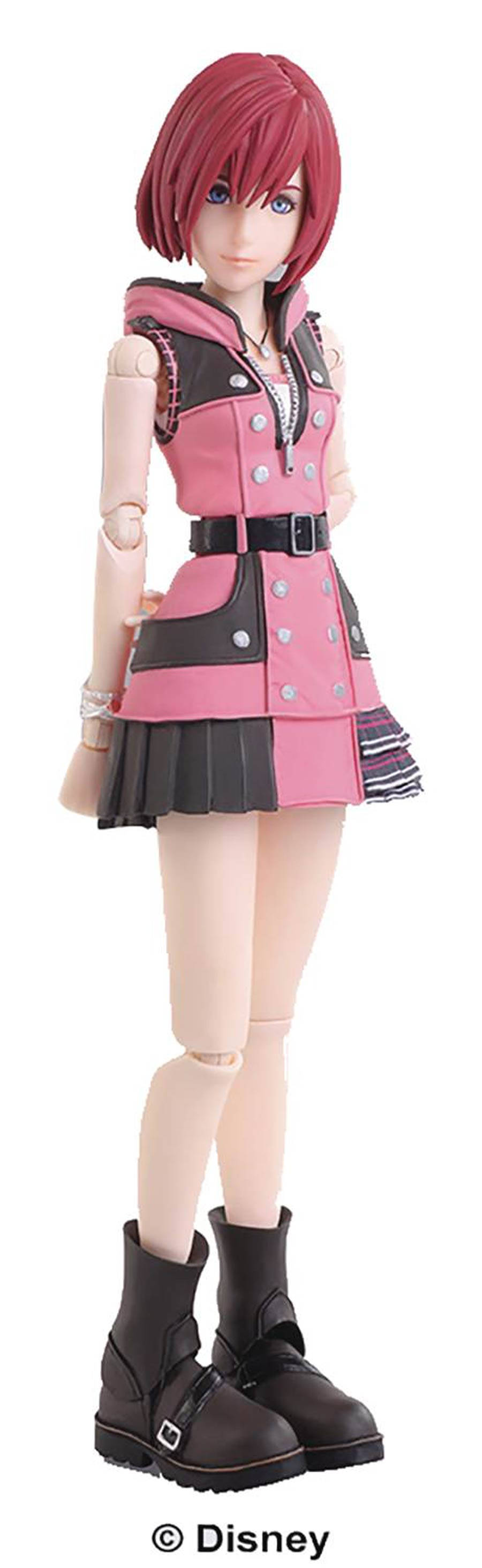 Kingdom Hearts III Bring Arts Action Figure - Kairi