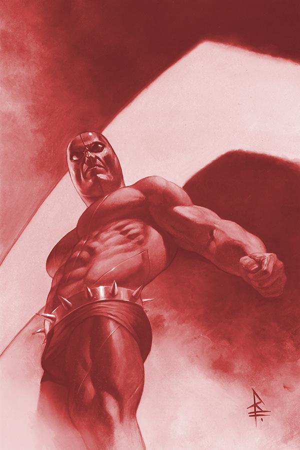 Death-Defying Devil Vol 2 #1 Cover I Incentive Riccardo Federici Crimson Devil Virgin Cover