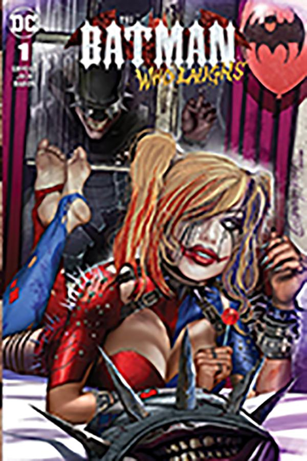 Batman Who Laughs #1 Cover N DF Comicxposure Exclusive Greg Horn Variant Cover