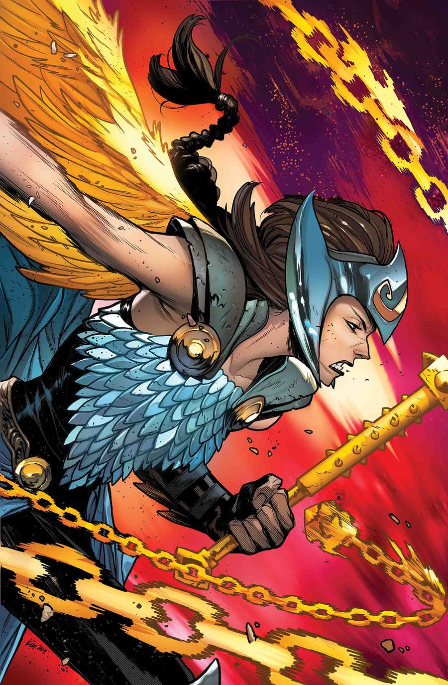 Valkyrie Jane Foster #2 Cover B Incentive Kim Jacinto Variant Cover